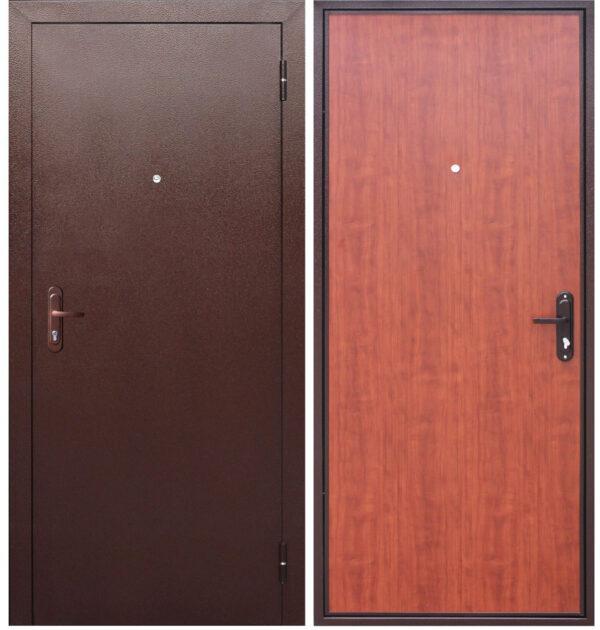 Металлическая входная дверь Cтроитель купить во Владимире: 9800р.